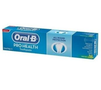 Oral B Pro Health All Round Protection Toothpaste