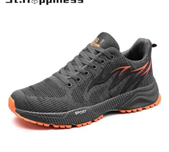 Fashion Lightweight Breathable Running Shoes for Men