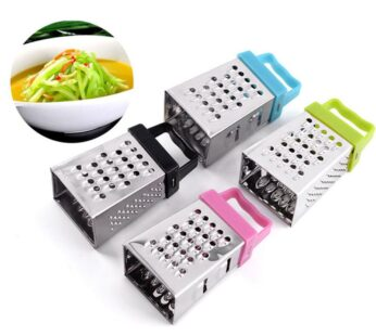 Mini Four-Sided Grater Stainless Steel Planer Multifunctional Kitchen Accessories