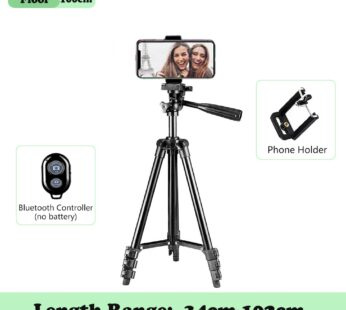Live Photography Tripod For Phone with Mobile Phone Holder Smartphone Tripod Travel Stand for Camera Gopro iPhone Xiaomi Huawei