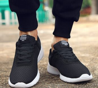 New Men Casual Lightweight Comfortable Breathable Walking Sneakers