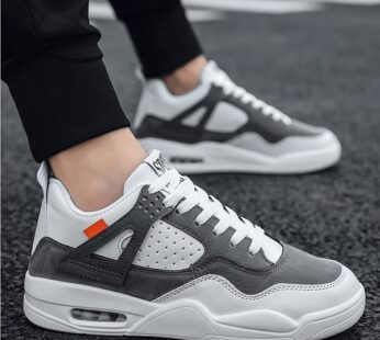 Fashion Sneakers Lightweight Men Casual Shoes Breathable Sneakers