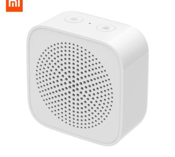 Xiaomi Portable 5.0 Speaker Outdoor Rechargeable AI Control Loudspeaker Built-in Xiao Ai Wake Up Quickly Type-C Box